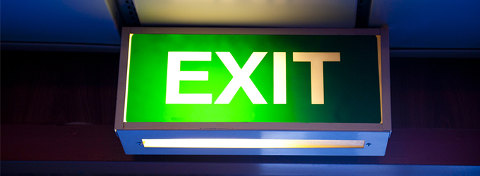 Emergency & Exit Lighting - Canberra & Queanbeyan